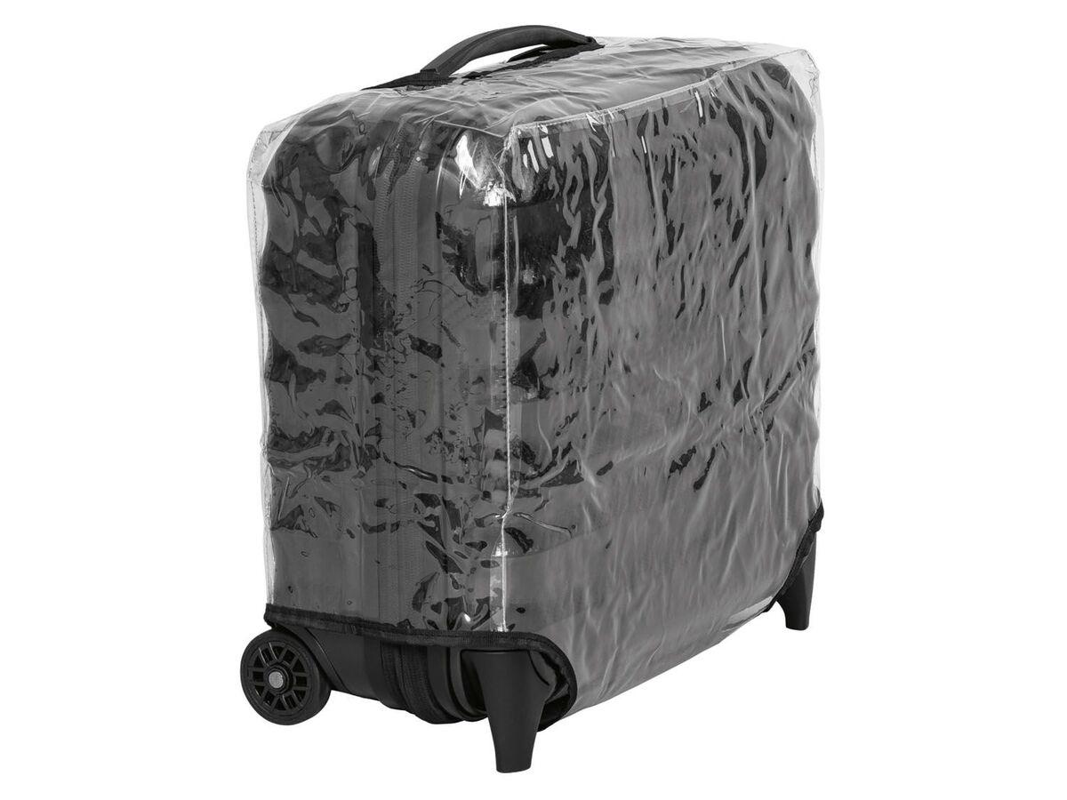 Bild 7 von TOPMOVE® Polycarbonat Business-Trolley/Bordcase, mit USB-A-Port, Regenschutzhülle