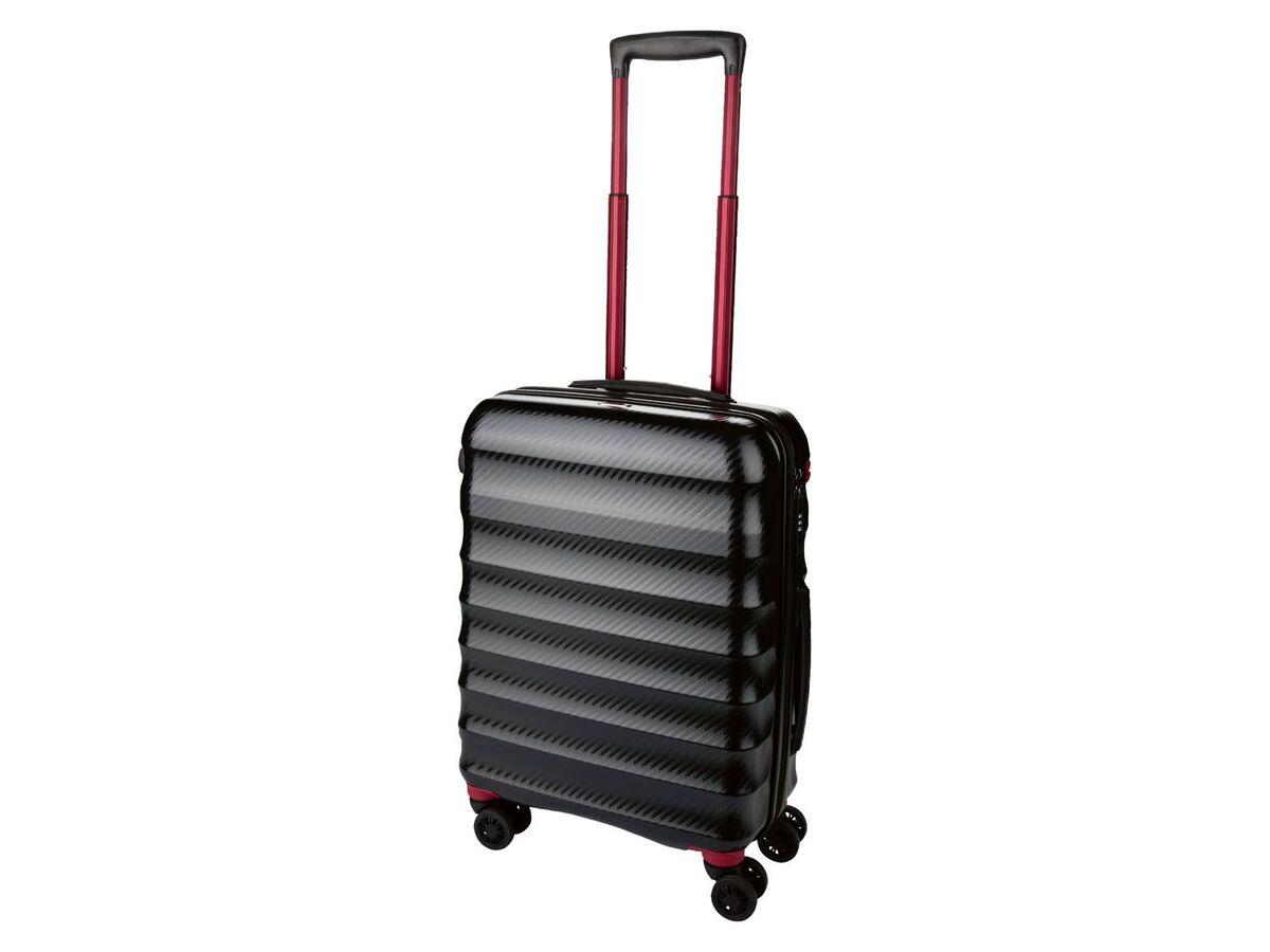 Bild 10 von TOPMOVE® Polycarbonat Business-Trolley/Bordcase, mit USB-A-Port, Regenschutzhülle