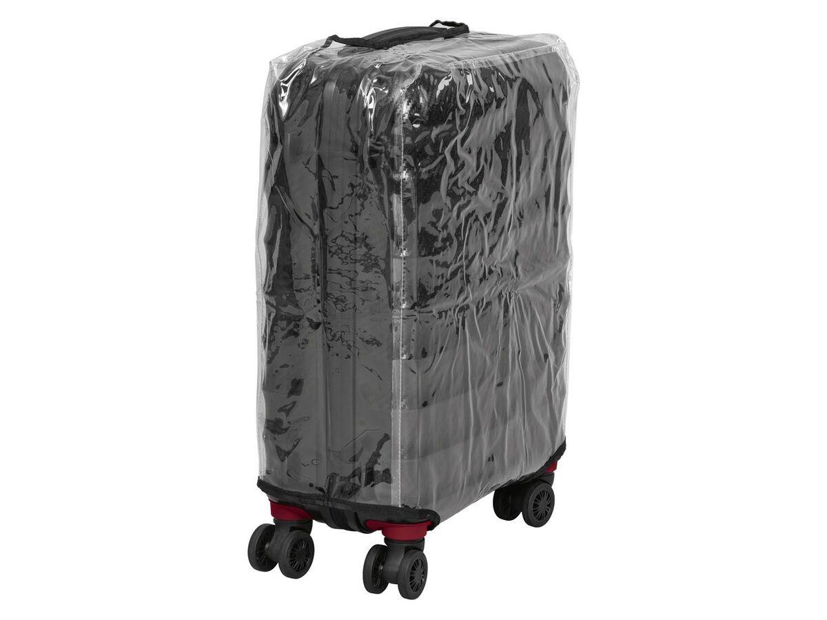 Bild 14 von TOPMOVE® Polycarbonat Business-Trolley/Bordcase, mit USB-A-Port, Regenschutzhülle
