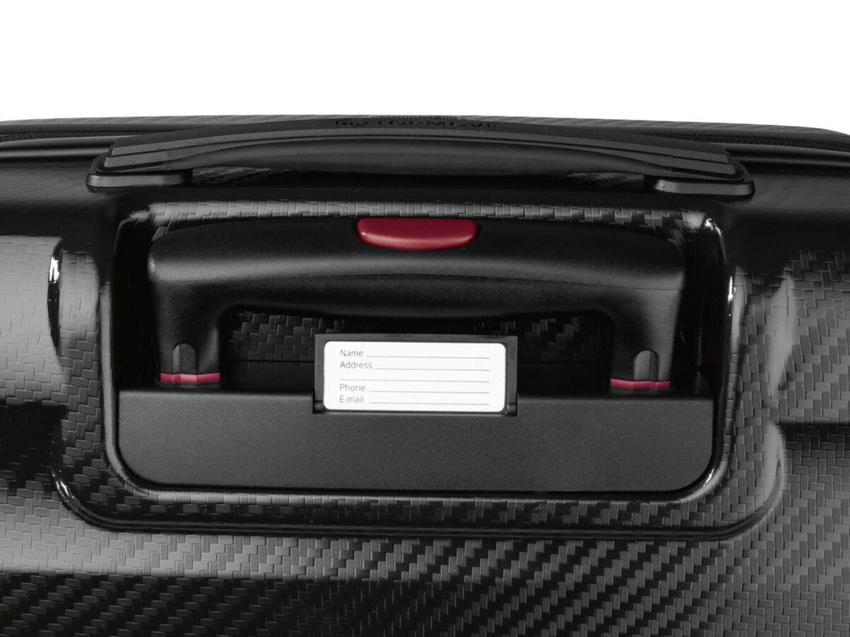 Bild 15 von TOPMOVE® Polycarbonat Business-Trolley/Bordcase, mit USB-A-Port, Regenschutzhülle