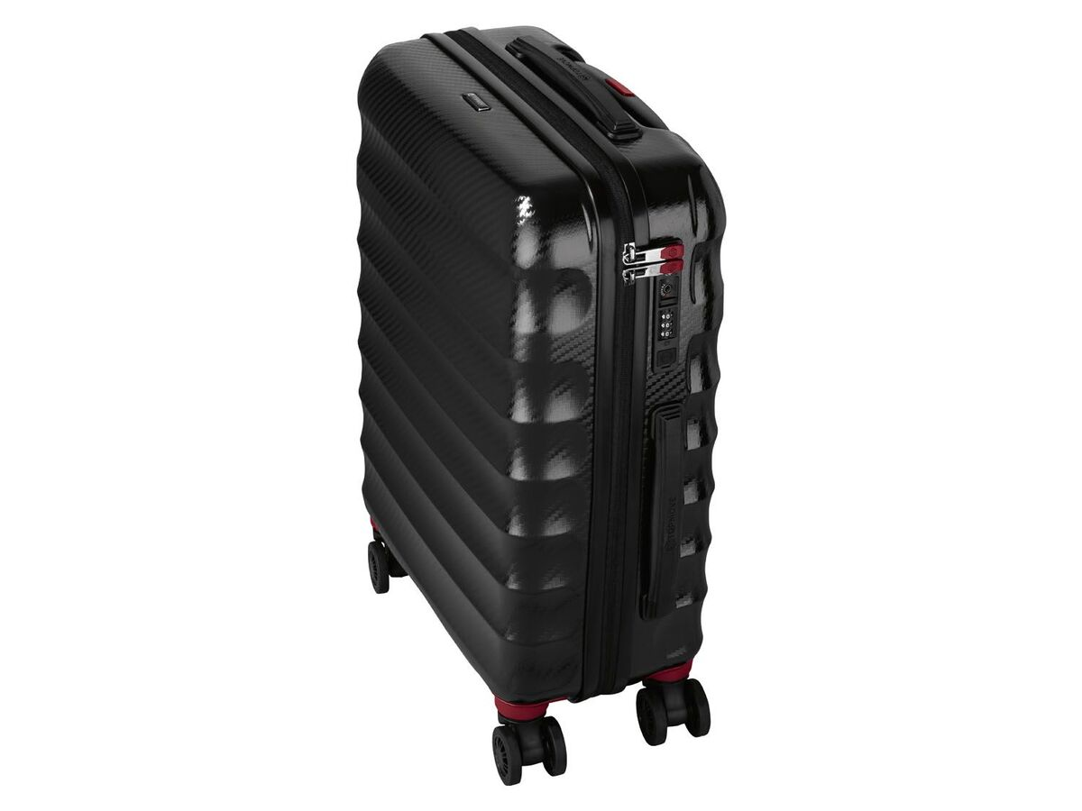 Bild 20 von TOPMOVE® Polycarbonat Business-Trolley/Bordcase, mit USB-A-Port, Regenschutzhülle
