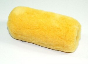 Primaster Lammfell-Fassadenwalze 20 cm, 20 mm, gelb