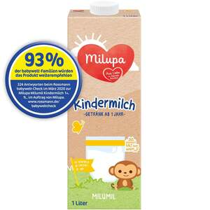 Milupa Kindermilch