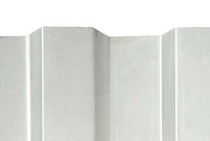 SKAN HOLZ Carport Friesland 314 x 708 cm mit Aluminiumdach, nussbaum