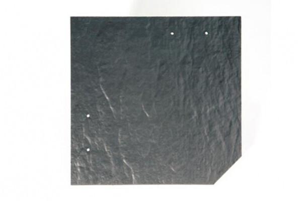 SKAN HOLZ Carport Spreewald 396 x 589 cm mit Aluminiumdach, schwarze Blende, nussbaum