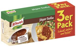 Knorr Jäger Soße 3x 23 g