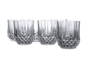 CreaTable Gläserset Whisky - Longchamp 6tlg.