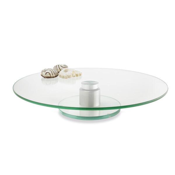 Leonardo Tortenplatte , 044064 , Klar , Glas , klar , 003813663601