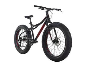 KS Cycling Mountainbike MTB Fatbike SNW2458 schwarz