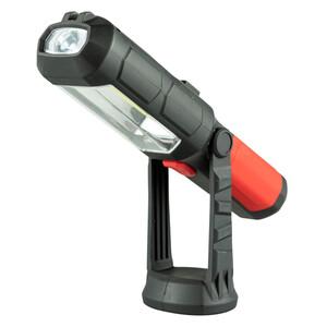 LED COB Arbeitsleuchte schwenkbar mit Taschenlampe