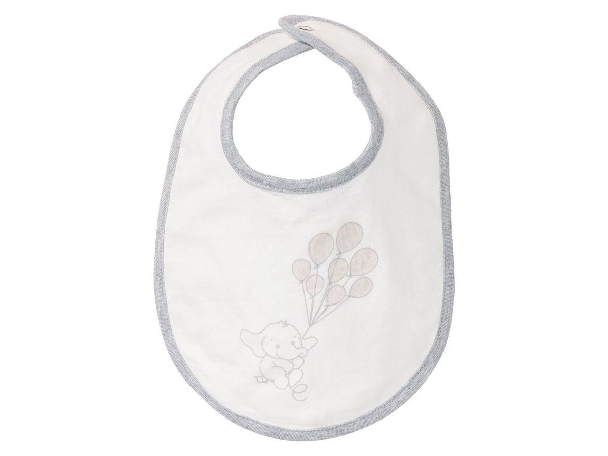 Bild 4 von LUPILU® Baby Lätzchen, 3 Stück, aus reiner Baumwolle