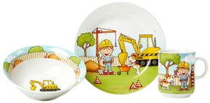 Ritzenhoff & Breker Kinderservice Bauarbeiter 3tlg.