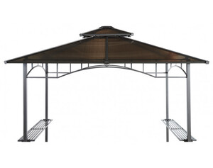 Grasekamp Ersatzdach Hardtop BBQ Pavillon