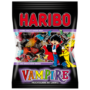 Haribo Bunte Vampire 200g