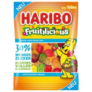 Haribo Fruitilicious 160g