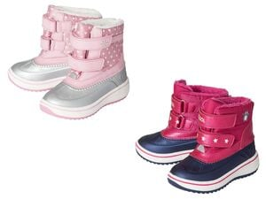 LUPILU® Baby Winterstiefel Mädchen, mit Textilfutter