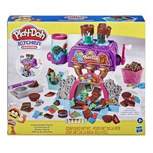 Play-Doh Kitchen - Bonbon-Fabrik - Knetset
