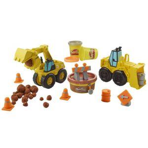 Play-Doh Wheels - Bagger und Schaufler - Knetset