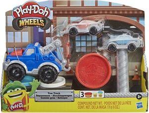 Play-Doh Wheels - Abschleppwagen - Knetset