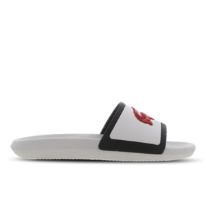 Lacoste Croco Slide Tri3 - Herren Flip-Flops and Sandals