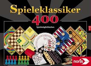 Noris Spieleklassiker 400 Spielmöglichkeiten