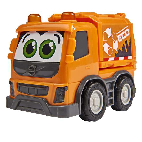 Dickie Toys Was ist Was - Müllabfuhr Fahrzeug