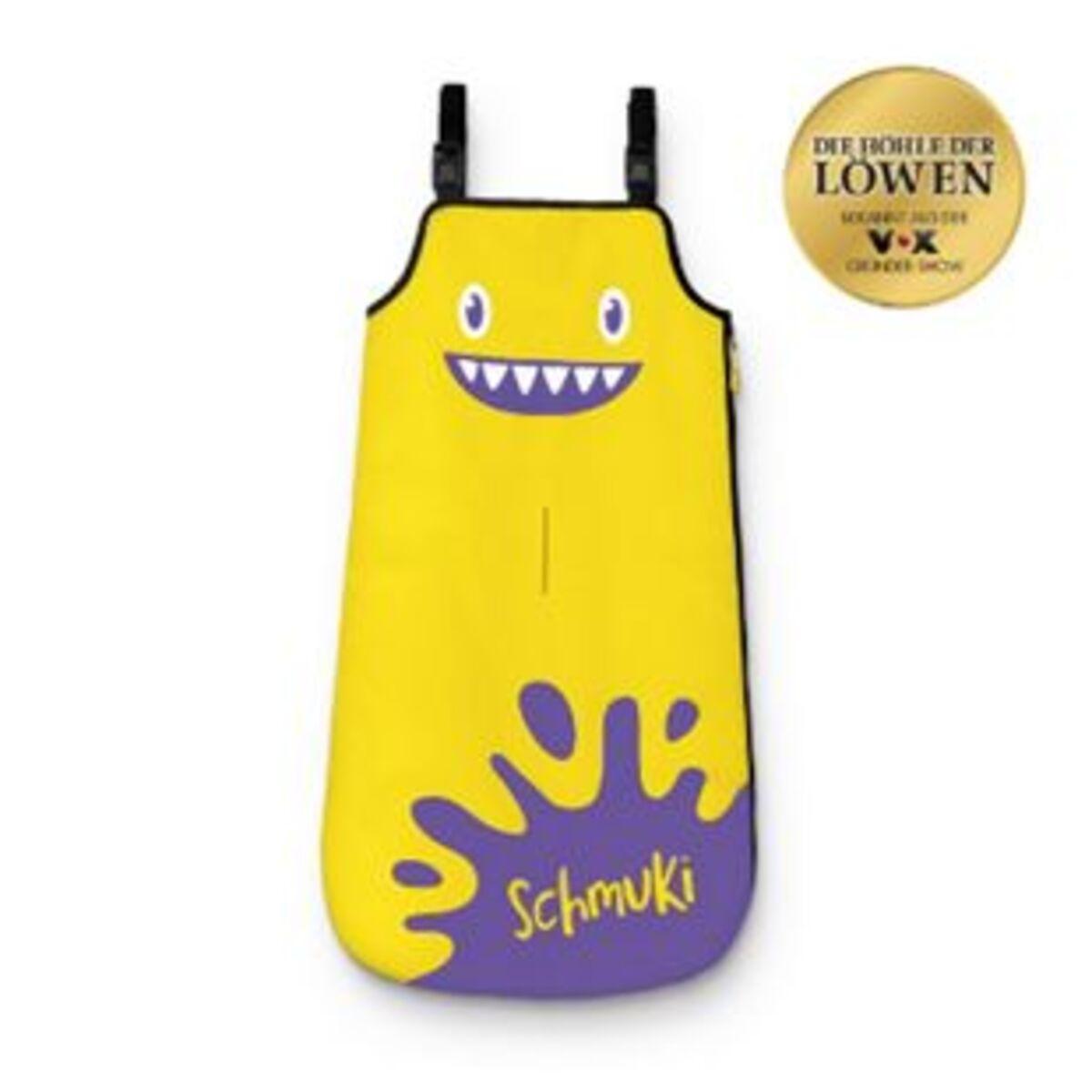Bild 2 von Schmuki Schmutzschutzsack gelb für Kinder