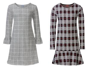 PEPPERTS® Kinder Kleid Mädchen, mit Viskose, Elasthan
