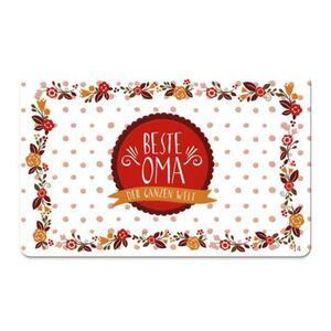 Pocketcard - Beste Oma der ganzen Welt