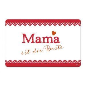 Pocketcard - Mama ist die Beste