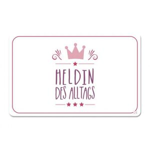Pocketcard - Heldin des Alltags