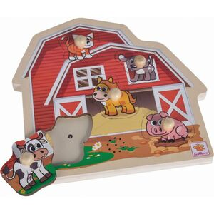 Eichhorn - Soundpuzzle Bauernhof