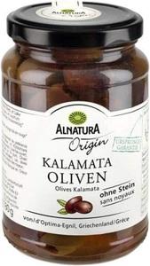 Alnatura Origin Bio Kalamon Oliven ohne Stein 350G