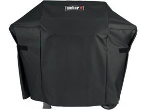 Weber Schutzhülle Premium für für Spirit/Spirit II 300 und Spirit EQ-210
