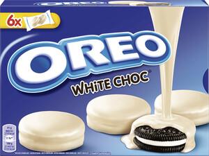 Oreo White Choc Kekse 246 g