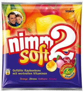 nimm2 Fruchtkaubonbon Soft 195 g