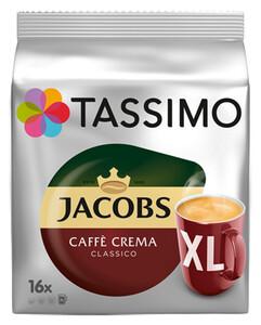 Tassimo Jacobs Caffè Crema Classico XL 16x8,3g