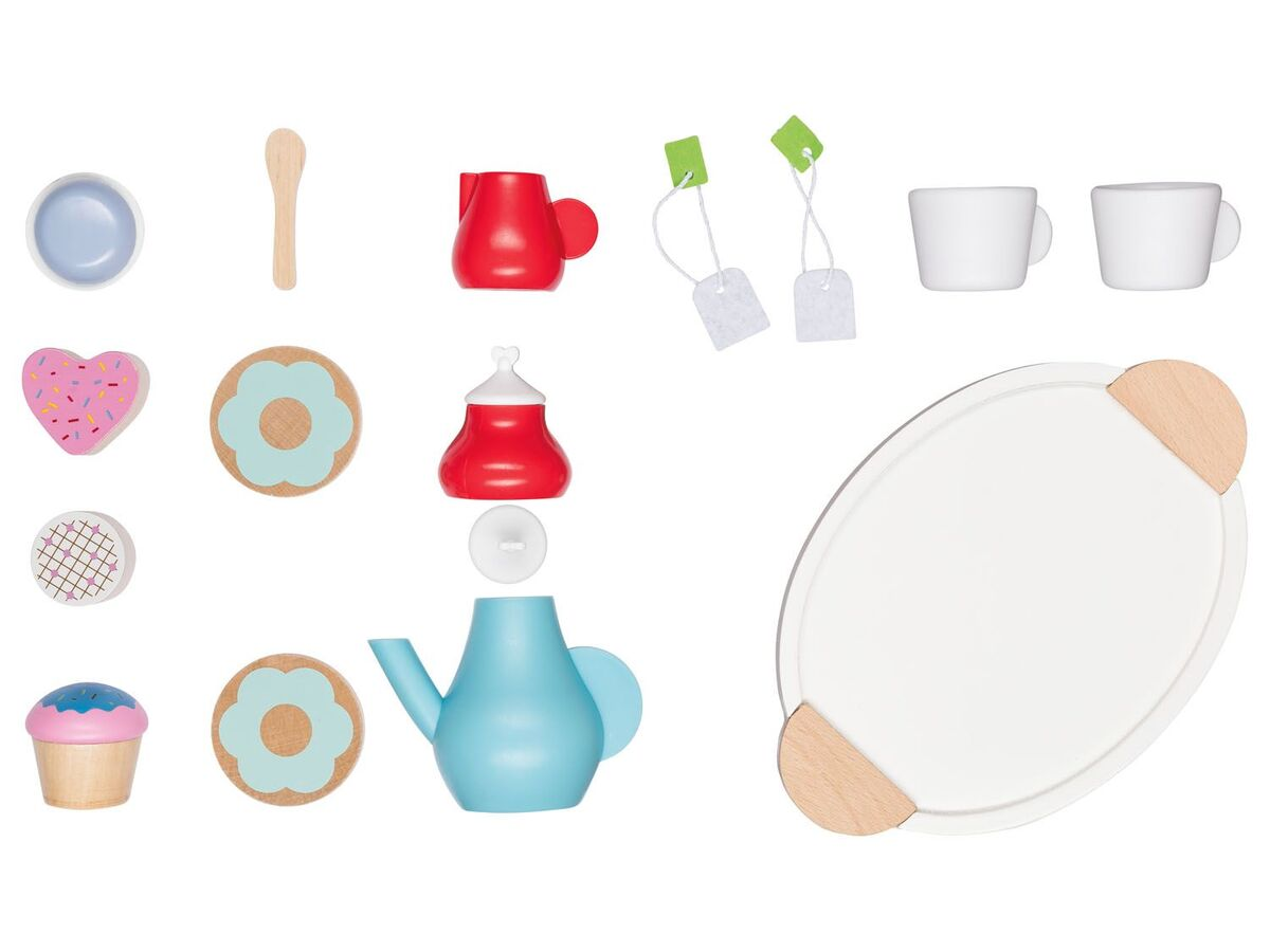 Bild 2 von PLAYTIVE® Kinder Tee-Set
