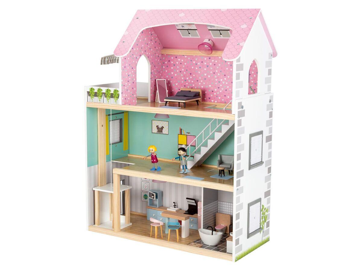 Bild 1 von PLAYTIVE® Puppenhaus