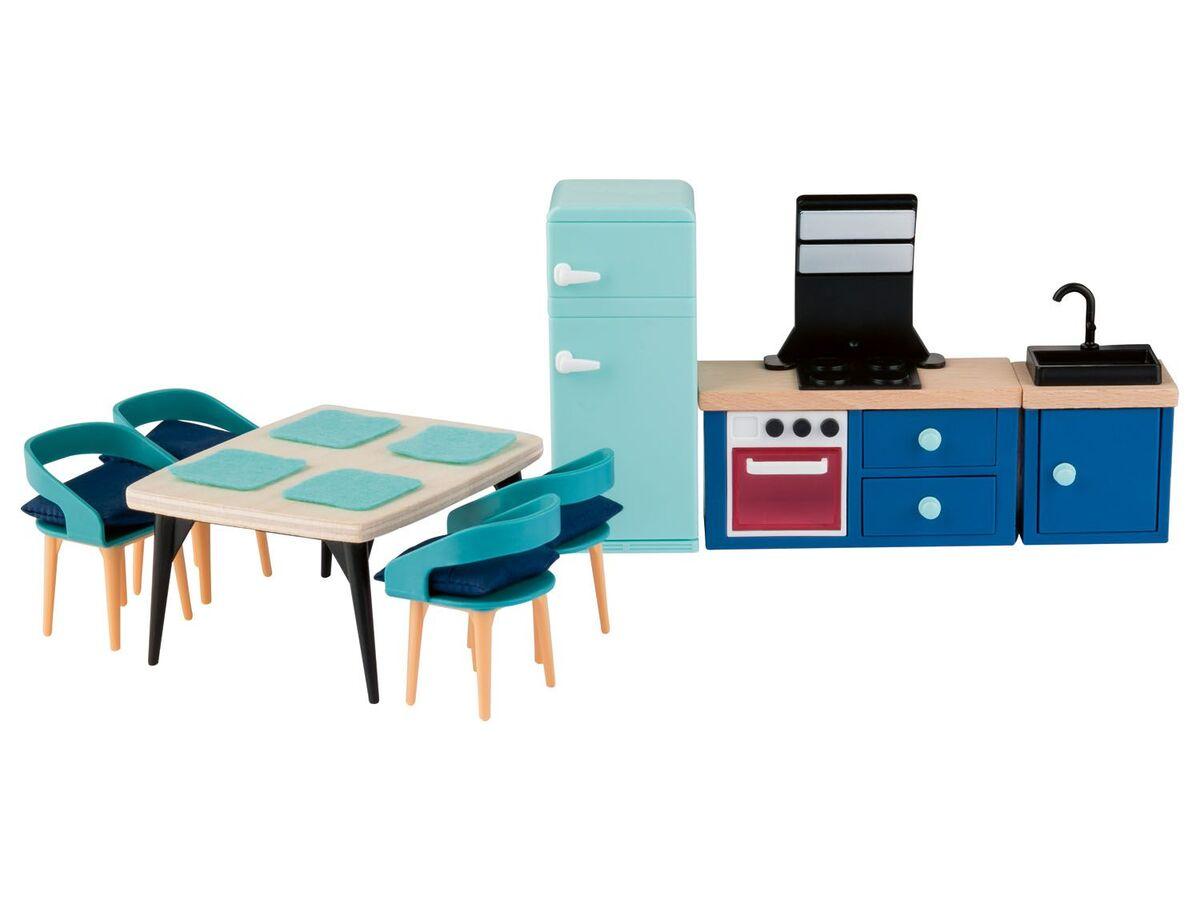 Bild 2 von PLAYTIVE® Miniaturmöbel / Biegepuppen