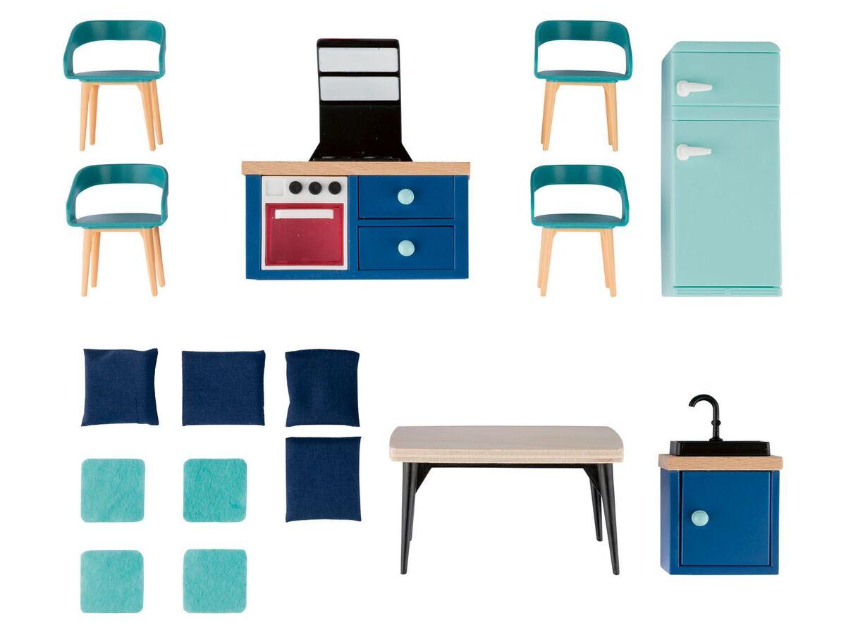 Bild 3 von PLAYTIVE® Miniaturmöbel / Biegepuppen