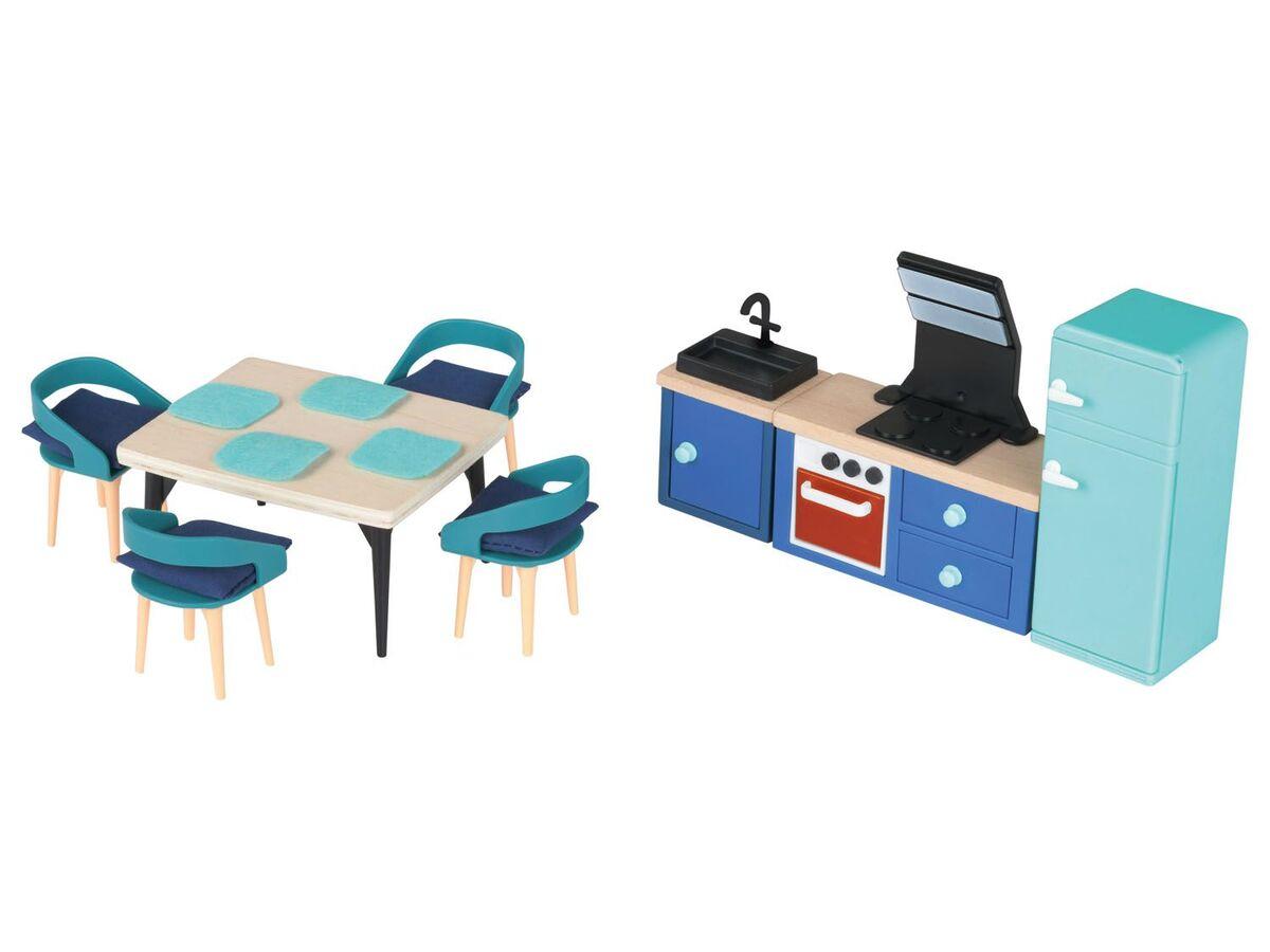 Bild 4 von PLAYTIVE® Miniaturmöbel / Biegepuppen