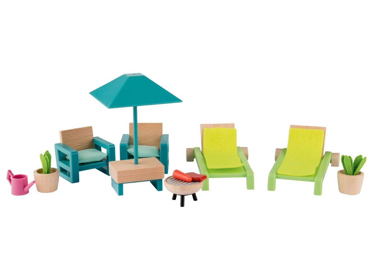 Bild 6 von PLAYTIVE® Miniaturmöbel / Biegepuppen