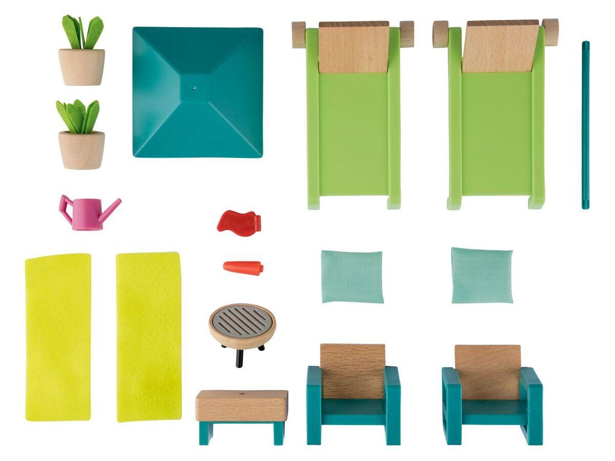 Bild 7 von PLAYTIVE® Miniaturmöbel / Biegepuppen