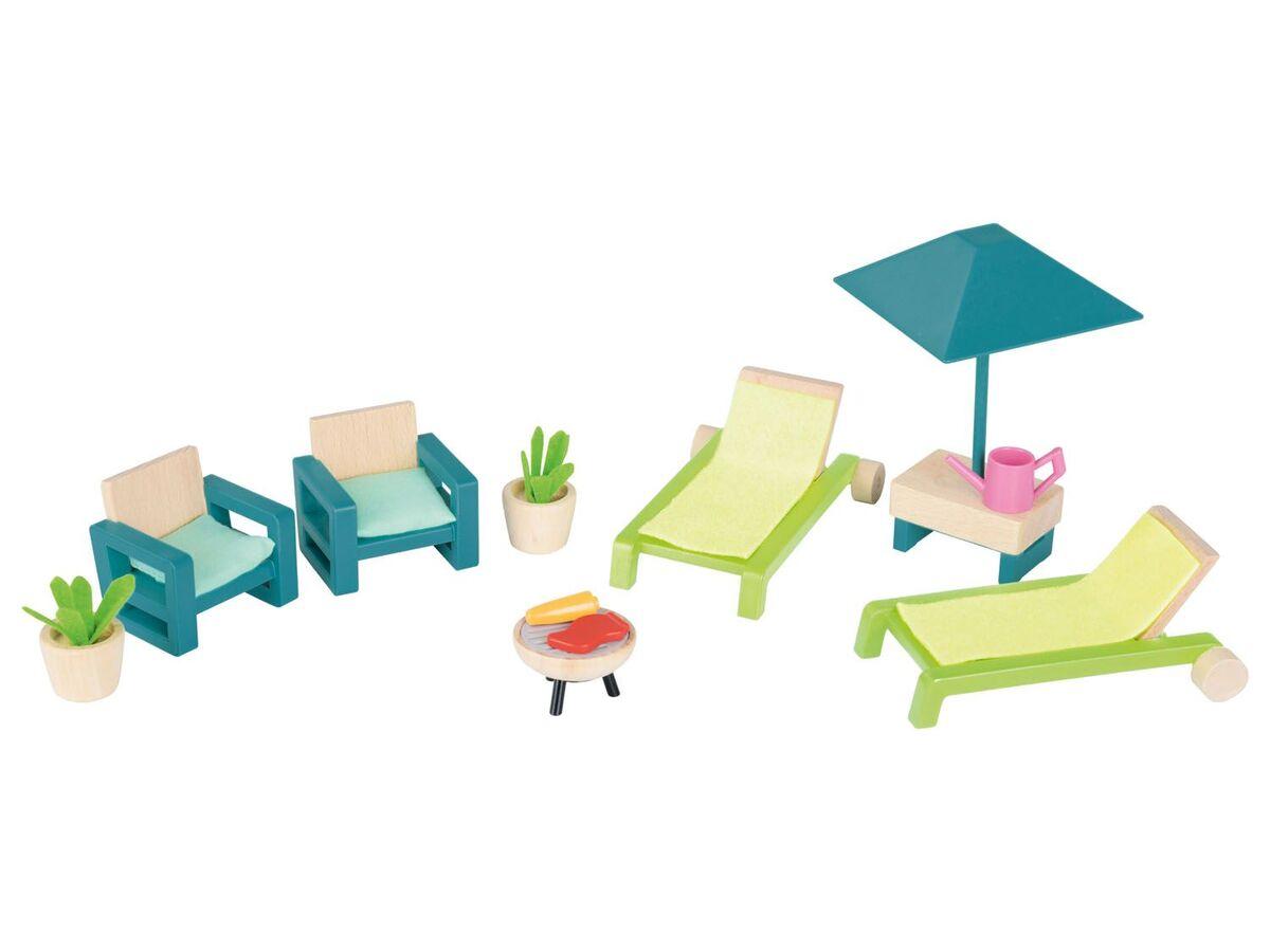 Bild 8 von PLAYTIVE® Miniaturmöbel / Biegepuppen