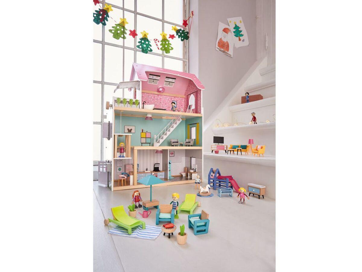 Bild 9 von PLAYTIVE® Miniaturmöbel / Biegepuppen