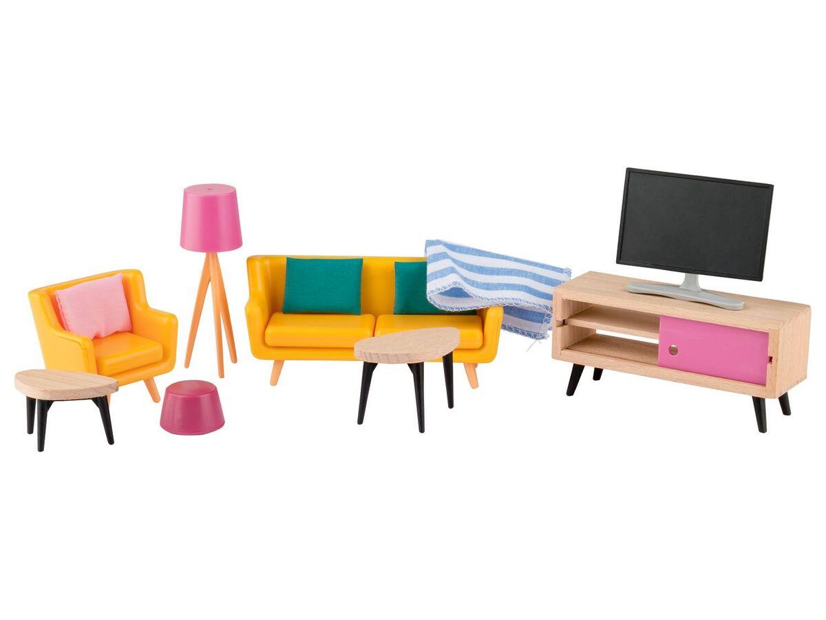 Bild 10 von PLAYTIVE® Miniaturmöbel / Biegepuppen