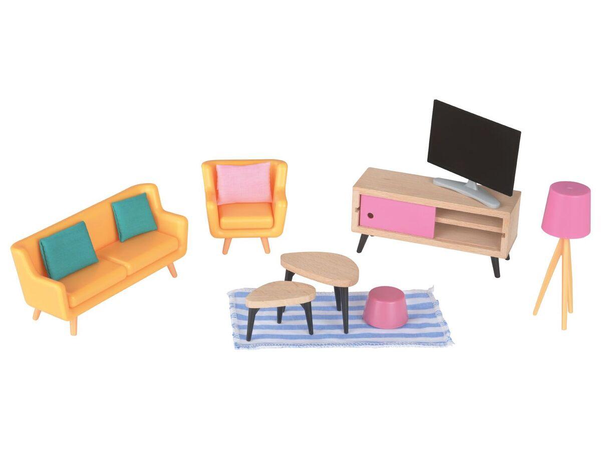 Bild 12 von PLAYTIVE® Miniaturmöbel / Biegepuppen