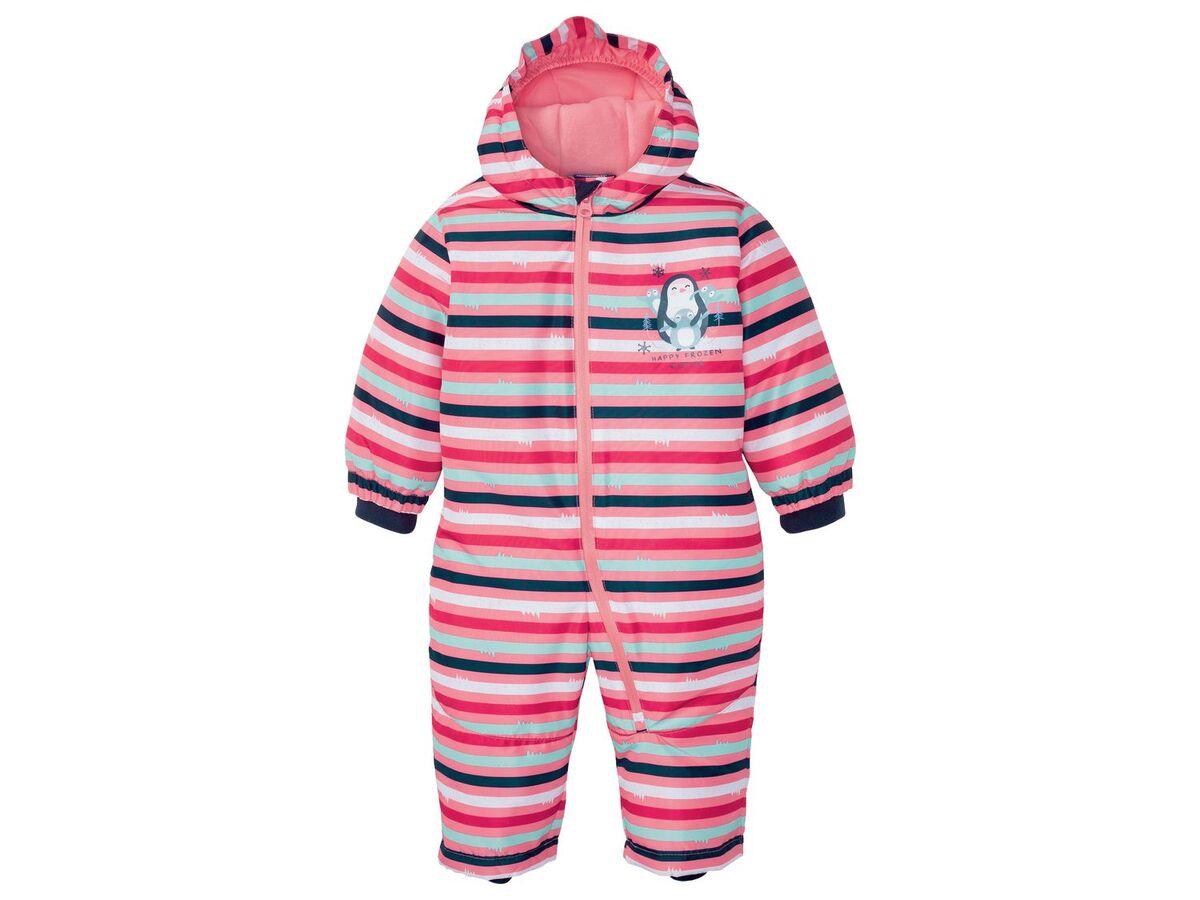 Bild 3 von LUPILU® Baby/Kleinkinder Mädchen Winteroverall, mit umweltfreundlicher Imprägnierung
