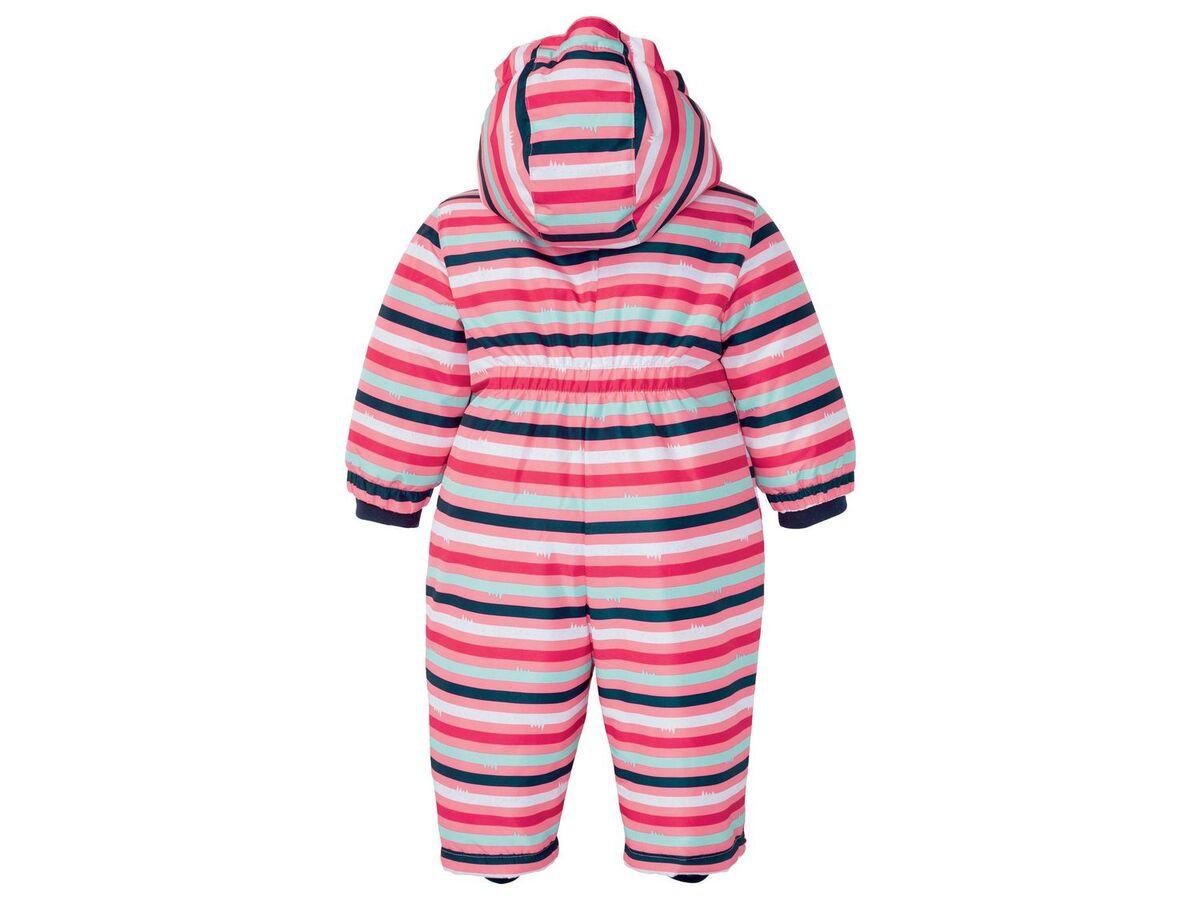 Bild 4 von LUPILU® Baby/Kleinkinder Mädchen Winteroverall, mit umweltfreundlicher Imprägnierung
